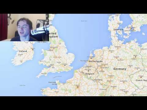 Secret European Countries