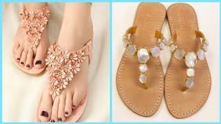 Flat Sandal Leather Sandals