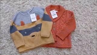 Что мы будем носить этой осенью? Заказ одежды для ребенка с сайта NEXT