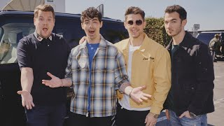 Jonas Brothers Carpool Karaoke: Nick Jonas Jokes About Moment He Was Over His Many Weddings