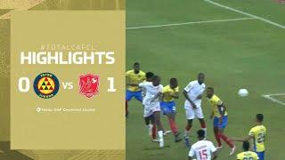 CAF CL   Atletico Petroleos 0 – 1 Horoya AC