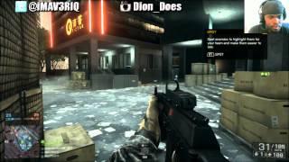 Battlefield 4 Next Gen Multiplayer - PRE TEST BEAST MODE? | PS4 Team Deathmatch