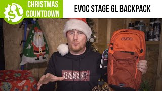 Christmas Countdown Day 7 - Evoc Stage 6L Backpack