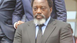 RDC: DERNIER DISCOUR HISTORIQUE DE JOSEPH KABILA A LA NATION