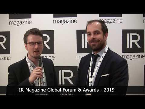 Total talks award-winning IR, capital market days and ESG