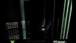 Tom Clancy's Splinter Cell video