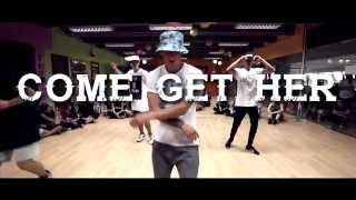 """ COME GET HER "" Rae Sremmurd || Dance choreography by Daniel Krichenbaum"