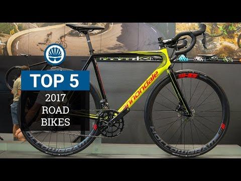 Top 5 – Road Bikes 2017
