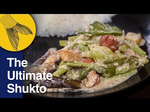 Shukto Recipe-Bengali Appetizer of Stewed Vegetables-Bengali Special Lunch Recipe