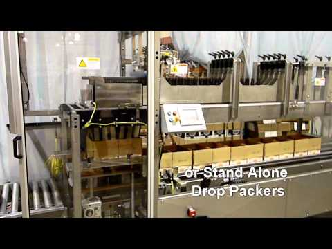 Drop Packer Capabilities 2014