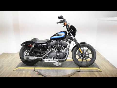 2018 Harley-Davidson Iron 1200™ in Wauconda, Illinois - Video 1