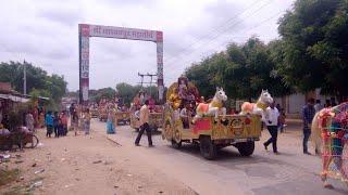 Bhandavpur Jain tirth me nikala varghoda||tapsviyo ke abhinandan swarup