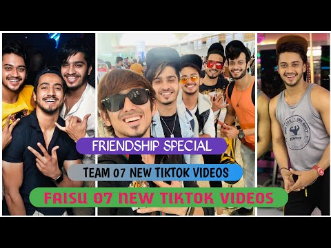 Faisu New Tik Tok | Team 07 Latest  Tik Tok Video Hasanain Faisu Adnaan Faiz Saddu |