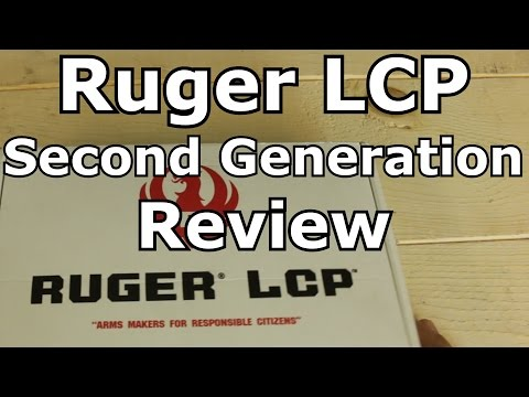 2nd Gen Ruger LCP Review by Deuce and Guns