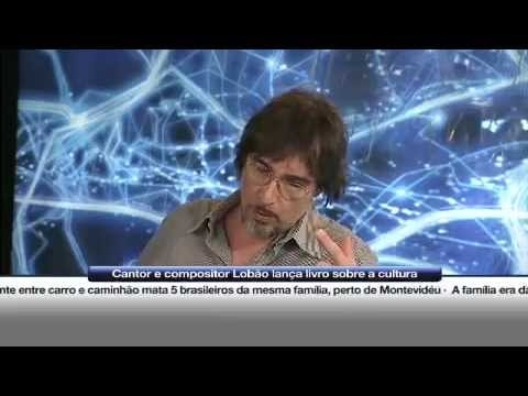 Nova entrevista do Lobão sobre o livro Manifesto do nada na terra do nunca 02/05/2013