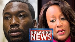 BREAKING: Meek's Judge Brinkley Shows NO MERCY With This New Ruling Against Meek Mill!!