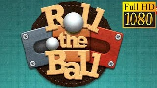Roll The Ball - Slide Puzzle Game Review 1080P Official Bitmango Puzzle