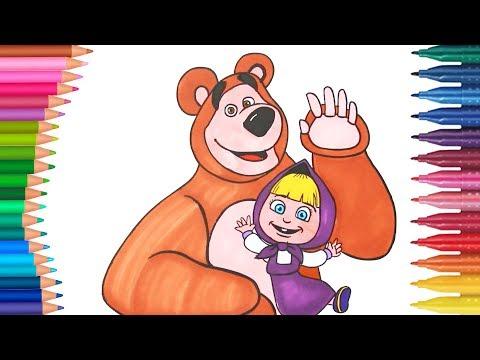 Belajar Mewarnai Gambar Kue Ulang Tahun Coloring For Kids Alisha