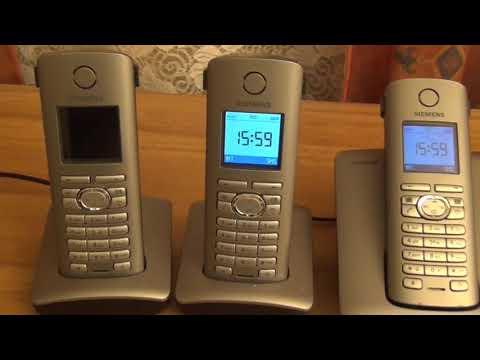 Phone Siemens Gigaset SX455 ISDN