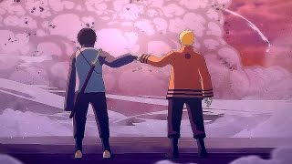 Naruto, Sasuke & Boruto Vs Momoshiki (English Dub) - Storm 4 Road to Boruto Movie