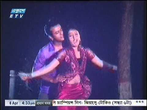 Bangla movie song,....Riaz ,Purnima