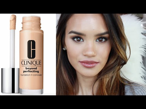 Beyond Perfecting Foundation + Concealer by Clinique #6