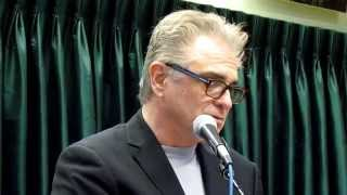 Gerald Everett Jones reads from Bonfire of the Vanderbilts at Vroman's Bookstore in Pasadena, CA. He will do another reading there on Sunday, August 9 at 2 p.m.