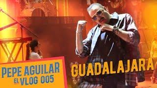 Pepe Aguilar - EL VLOG 005 - Auditorio Telmex