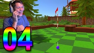 Golf With Your Friends - Part 4 - GOLFING WITH A SHOT CLOCK!