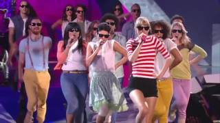 Taylor Swift We Are Never Ever Getting Back Together,live AVI