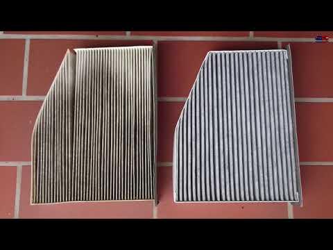 Golf VI Innenraumfilter tauschen