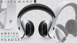 YouTube Video IaAQiOJBa7U for Product Dell Alienware AW510H 7.1-Channel Gaming Headset by Company Dell in Industry Headphones