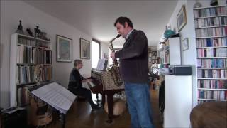 Histoires ( Saxophone Alto Et Piano) - Jacques Ibert