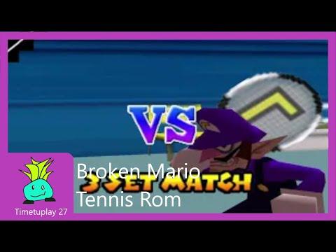 Mario tennis rom wii - смотреть онлайн на Hah Life