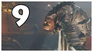 Black Ops 3 Walkthrough - Part 9 - Misson 9 - Sand Castles