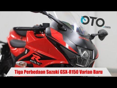 Tiga Perbedaan Suzuki GSX-R150 Varian Baru I OTO.com
