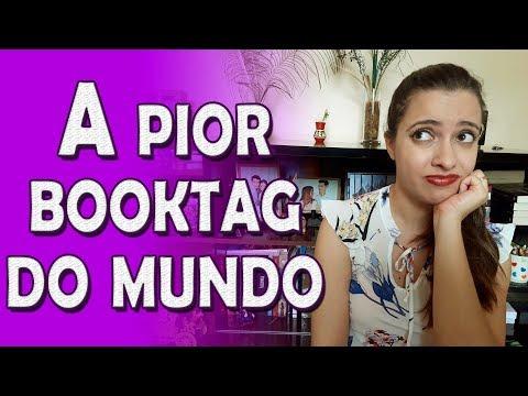 A PIOR BOOKTAG DO MUNDO | Sonho Lindo de um Leitor #83