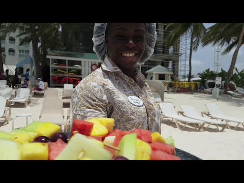Sandals Barbados  - April 2017, St Lawrence Gap Barbados