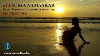 Сурья намаскар - комплекс приветствия солнца с Ольгой Литвиновой |Surya Namaskara