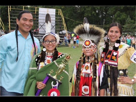 July 24, 2011. 32nd Annual Grand River PowWow