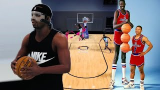 This Squad Had GIANTS with Game! Can We overcome?NBA 2K21 ONLINE high school league mycareer EP 8