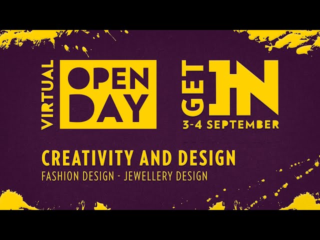 Creativity and Design Faculty