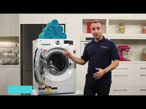 LG WD14130FD6 Washer Dryer Combo reviewed by product expert – Appliances Online