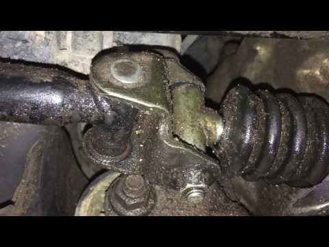 How To Tell if You Have a Bad Shift Linkage Bushing   Signs of Bad Shift Linkage Bushings