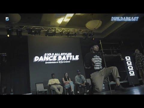 BUILDABEAST 2019 Dance Battle Recap Presented by OGIO