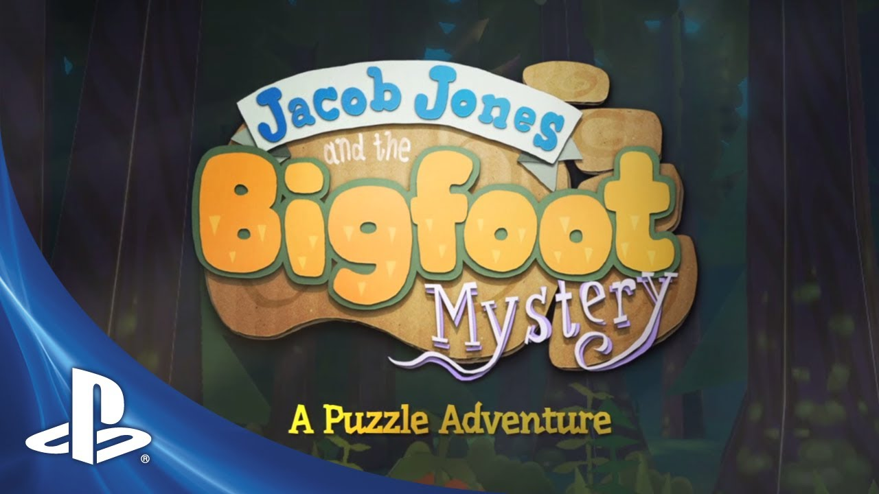 Jacob Jones and the Bigfoot Mystery Chega Hoje ao PS Vita
