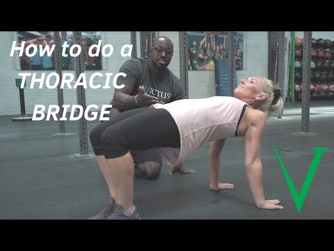 Guide to Thoracic Bridges | CrossFit Invictus