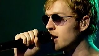 Darren Hayes   Insatiable (Live On The Pepsi Chart Show 2002)