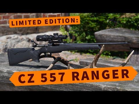 ceska-zbrojovka: CZ 557 Ranger Repetierbüchse im Kaliber .308 Winchester. Video-Vorstellung: Was kann die neue