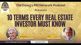 491: 10 Terms Every Real Estate Investor Must Know